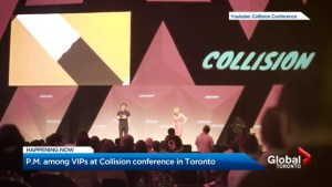 Collision Conference kicks off in Toronto